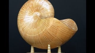 Wood Shells - A New Art Form