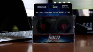 Bluetooth speaker -Jam Rewind - unboxing and a short test