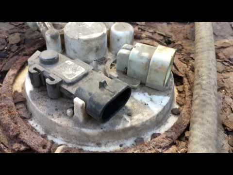 Suburban Gas Tank Replacement