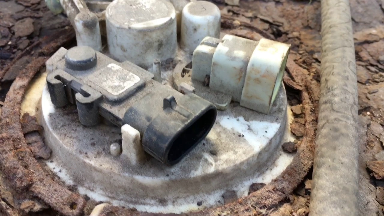 medium resolution of suburban gas tank replacement