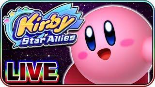 Kirby Star Allies with Friendos