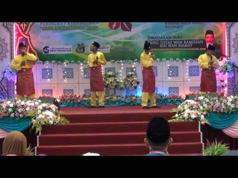 Naib Johan Karnival Dakwah Sekolah Sekolah Kebangsaan 2016 | Izdan (Johor)