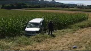 Verkehrsunfall in Keutschach