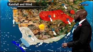 SA #Weather | Wednesday, 12 September 2018 #SABCWeather