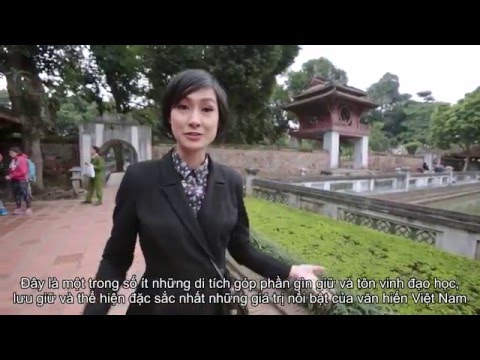 Hello Vietnam - Hanoi Concept - Temple of Literature - Ep. 1 [31.01.2016]