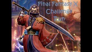 Eine Neue Herausforderung #02 - Let's Play Final Fantasy X Challenge Run