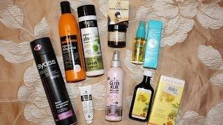 Востановление волос после хим. завивки