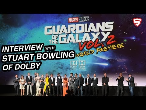 Stuart Bowling discusses how Dolby helps filmmakers provide the premiere movie presentation