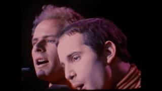 Simon & Garfunkel - The Sound of Silence Monterey Pop HD