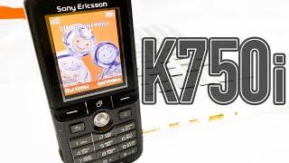 ТЕЛЕФОН ЛЕГЕНДА Sony Ericsson k750i Ретротрубка #8