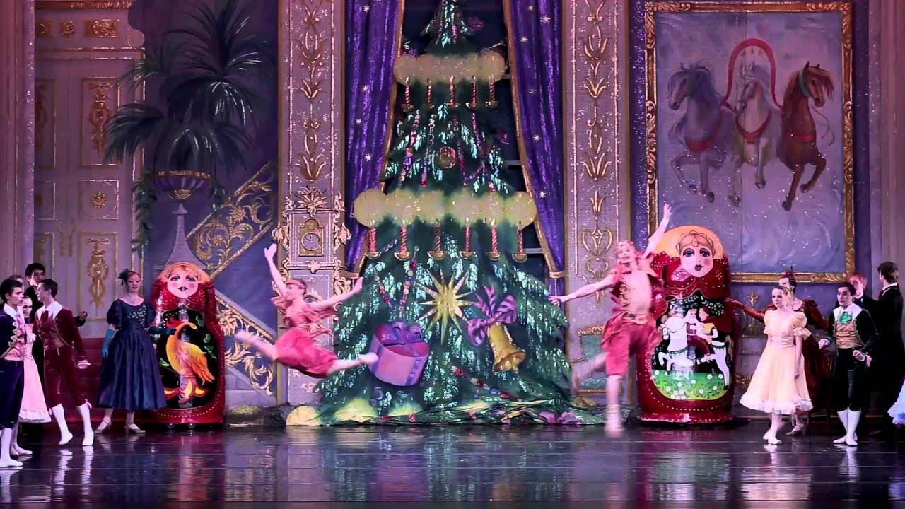 Russian Dolls Christmas