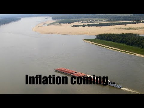 Mississippi River cargo shipping costs SOAR - Prices of goods go HIGH as mighty river goes LOW!