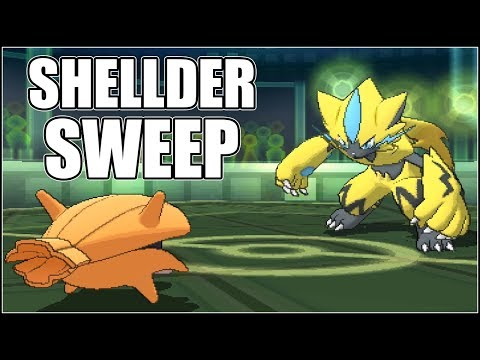 ★~EPIC SHELLDER SWEEP~★