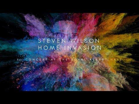 Steven Wilson - Home Invasion: In Concert at the Royal Albert Hall (Trailer 1)