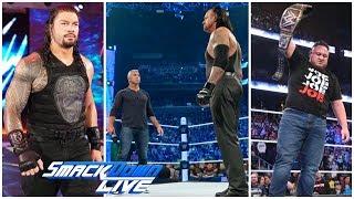 WWE SmackDown Live 25 June 2019 Highlights ! WWE SmackDown Live 06/25/19 Highlights !