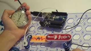Уроки Arduino 1. Маячок