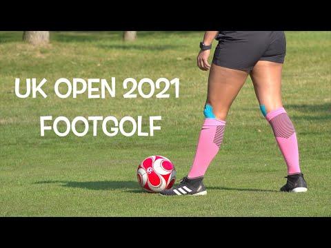UK Open Footgolf