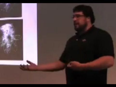 Hyperspectral statistics - Mario Parente (SETI Talks)