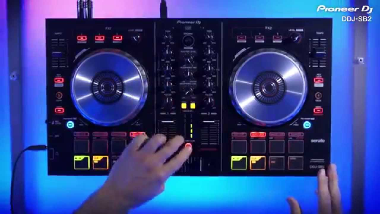 Mesa De Dj Online Pioneer Dj Ddj Sb2 Official Introduction