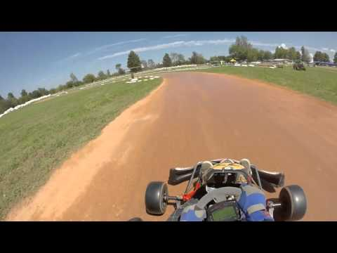 Dirt Karting Te Aroha, New Zealand Jan 2016