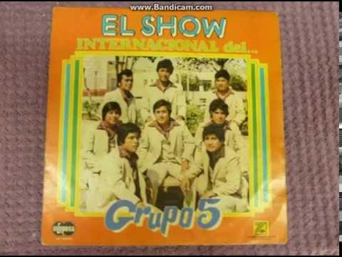 GRUPO 5 TOMALO O DEJALO (1984) YouTube