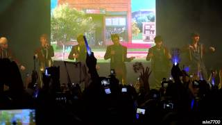 [HD fancam] 130209 Teen Top - Baby U @ Trianon, Paris