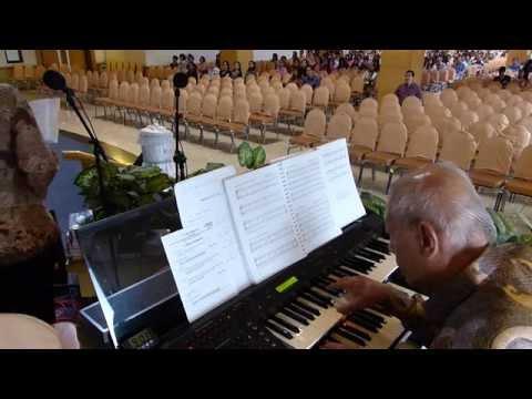 Nyanyian Jemaat (PKJ 14, KJ 309, NKB 23).