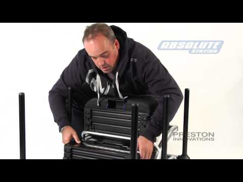 Preston Innovations Absolute Station Seat Box