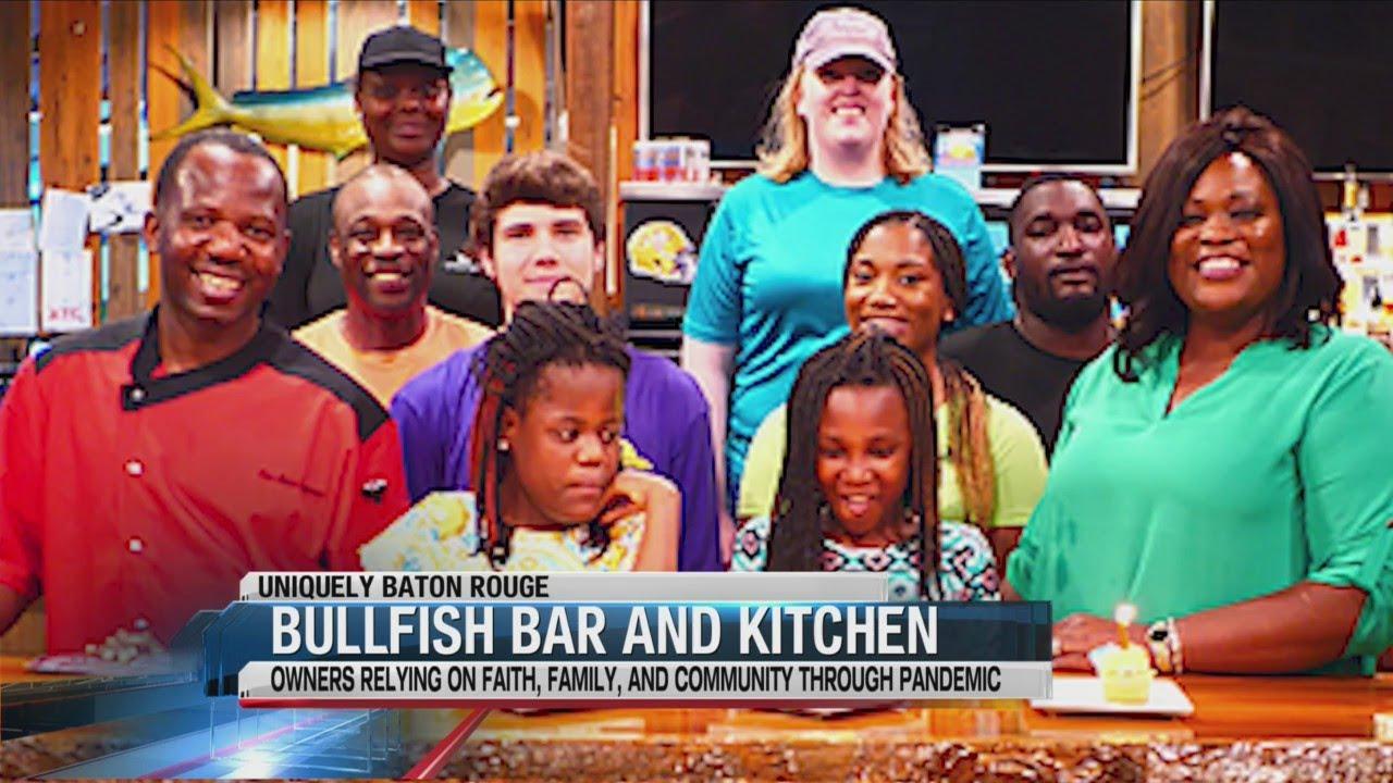 Uniquely Baton Rouge Bullfish Bar And Kitchen Youtube