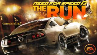 Need For Speed The Run - Ritmo Machine - La Calle__MUSIC