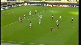 2001 November 29 Juventus italy 4 Bayer Leverkusen Germany 0 Champions League