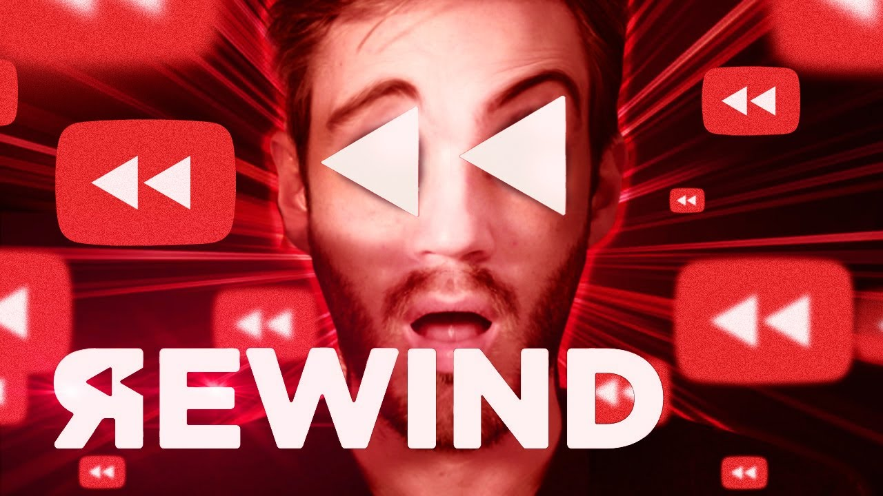 YouTube Rewind 2019, but it's actually good — PewDiePie