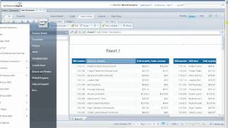 Web  Intelligence 4.0 Tutorial - Part 3 (SAP Business Objects)