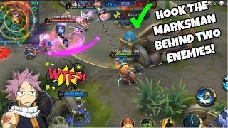 INCREDIBLE HOOKS BY TOP 1 GLOBAL FRANCO MYTHICAL GLORY 250+🌟