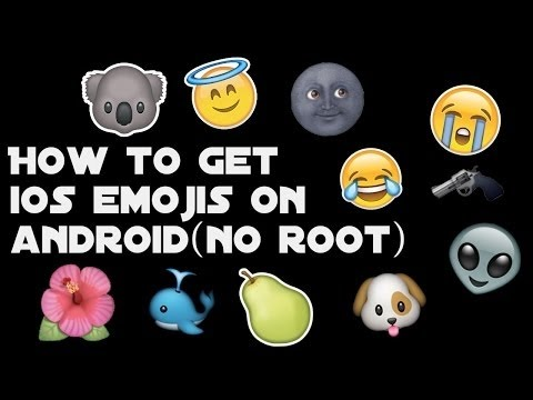 how to get ios 9.1 emojis on android no root