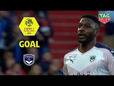 Goal Younousse SANKHARE (19') / SM Caen - Girondins de Bordeaux (0-1) (SMC-GdB) / 2018-19