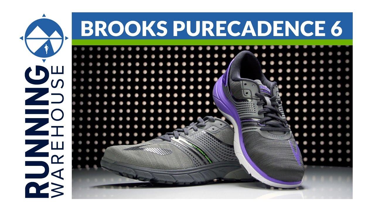 2c97c4dd769 First Look  Brooks PureCadence 6 - YouTube