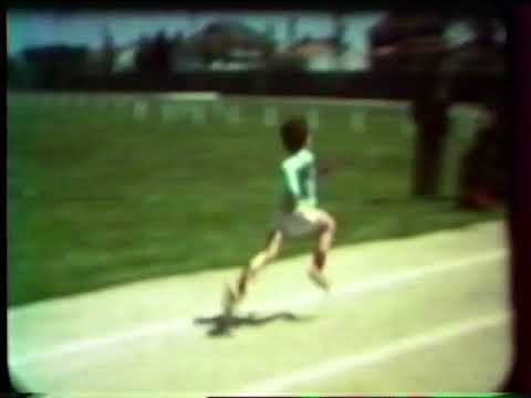 Vertou (44) -  Collège Saint Blaise - sport -  juin 1977