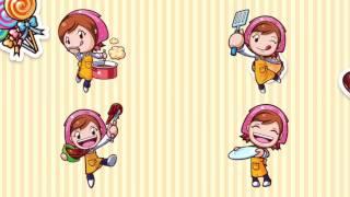Cooking Mama: Sweet Shop - Tráiler del juego.
