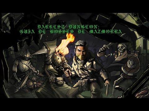 Guías Darkest Dungeon: Todos los bosses de mazmorras