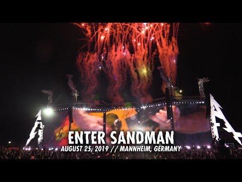 Metallica: Enter Sandman (Mannheim, Germany - August 21, 2019)