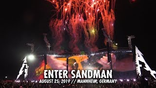 Metallica: Enter Sandman (Mannheim, Germany - August 21, 2019)