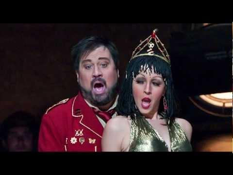 Lisette Oropesa - Piangerò la sorte mia - Handel - Giulio Cesare