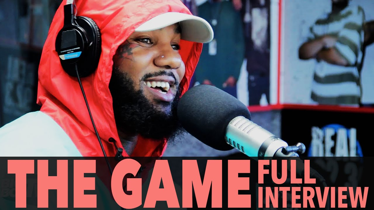 "Download The Game Releases New Single ""Let Me Know"" feat. Jeremih And More! (Full Interview) 
