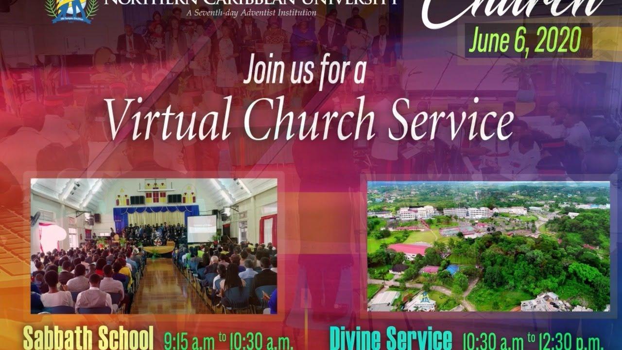 NCU SDA Church | Sabbath School and Divine Service | July 4, 2020