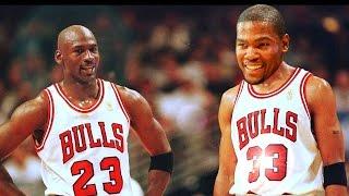 Michael Jordan Meets Kevin Durant 1 ON 1