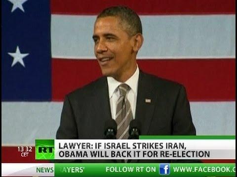 'Israel leads needy Obama into Iran strike'