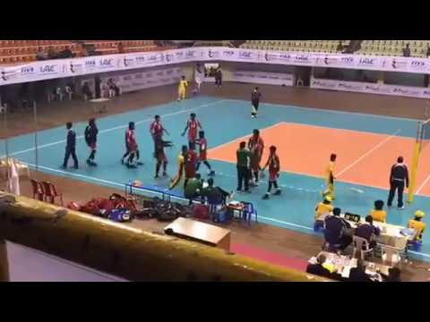 central zone volleyball- nepal vs maldives