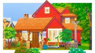 Ферма дедушки Дарнелла / Строительство / The Sims 4