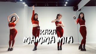 KARA (카라) - MAMMA MIA (맘마미아) MIRRORED | DANCE COVER 커버댄스 |  …